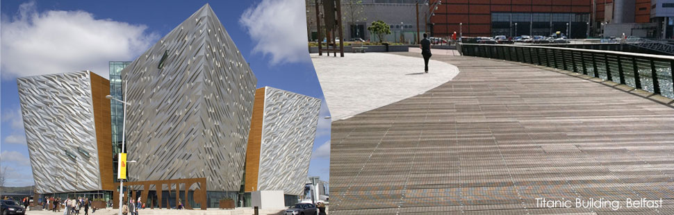 O'Gara Contracts - Titanic Building - 2nd Fix Joinery